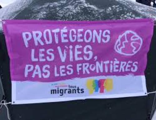 La solidarité n'est pas un délit ! Les maraudeurs de Briançon jugés à Grenoble le 27 mai.