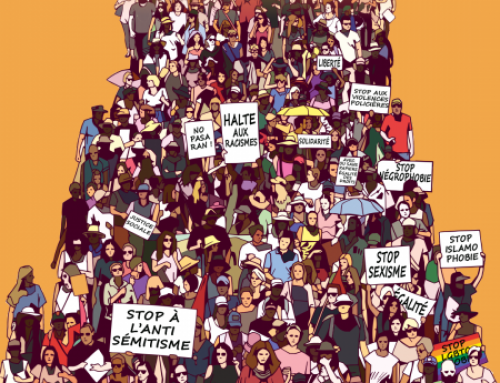 12 Juin : Marche pour les libertés et contre les idées d'extrême droite