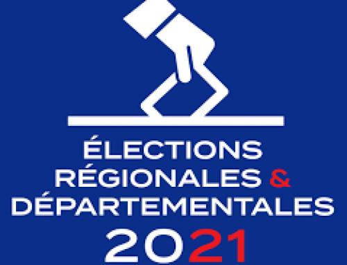 Adresse unitaire aux candidats aux élections régionales 2021