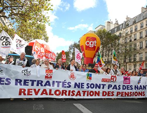 mobilisations retraités 1er octobre